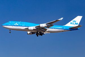 KLM 747-400
