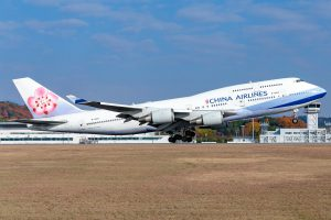 China Airlines 747-400