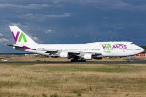Wamos Air 747-400