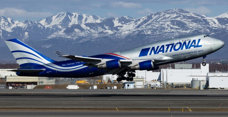 National Airlines Boeing 747-400BCF
