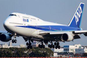 ANA 747-400