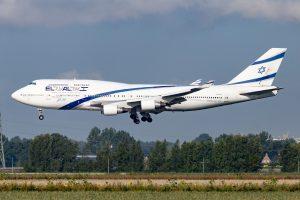 El Al 747-400