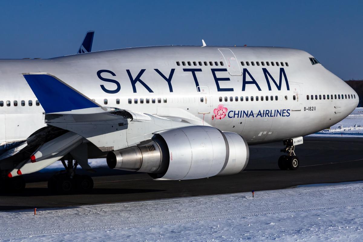 747-400 Special Livery