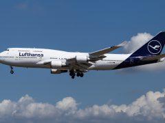 Lufthansa 747-400