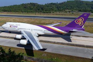 747-400 All Active Aircraft List